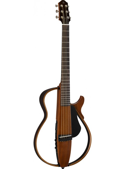 GUITARRA  SILENCIOSA YAMAHA SLG200S CUERDA METAL COLOR NATURAL