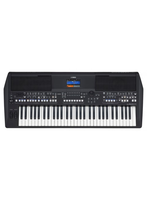 WORKSTATION DIGITAL YAMAHA PSR-SX600 CON ADAPTADOR