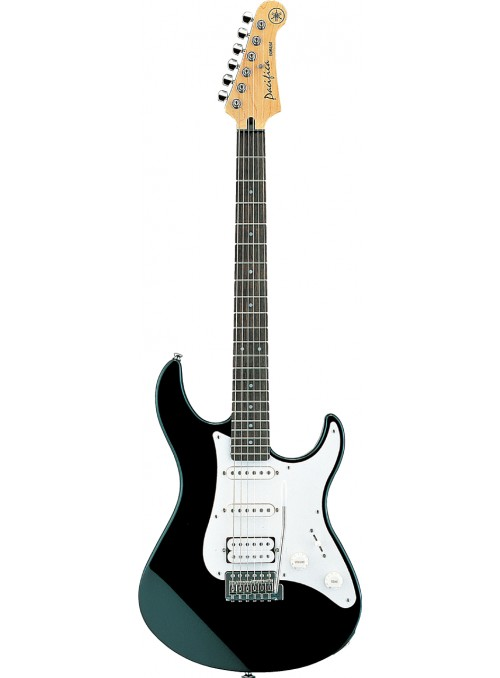 GUITARRA ELECTRICA PACIFICA 112J COLOR NEGRO
